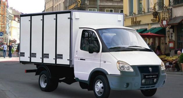 ГАЗ 3302 технические характеристики, грузРус - сайт о грузовых автомобилях